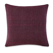 Anthology Kylie Square Throw Pillow Purple, Preowned Great Condition