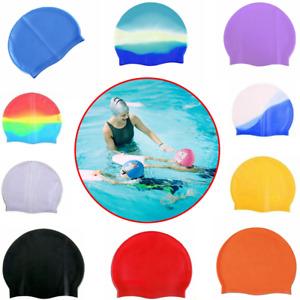 Modest Islamic swimming hood CAP hijab SWIM wear muslim swimsuit hat spare lycra