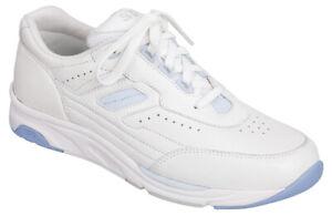 SAS Women's Shoes Tour White Many Sizes & Widths New In Box Comfort Walking