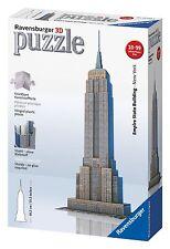 Puzzle 3D 216 pz Building Empire State Ravensburger 12553