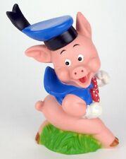 Schweinchen Pfeifer - Walt Disney Figur - 20cm Vintage