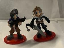 * NEW * Lot of Coca Cola Final Fantasy VII #7 Squall Leonhart #10 Laguna Loire