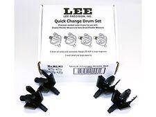 New! Lee Quick Change Powder Measure Drum Set (90453) Nib