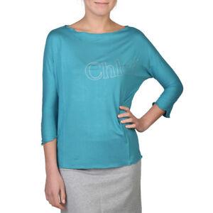 CHLOE Luxury Designer Super Soft Womens Light Weight Three Quarter Sleeved Top