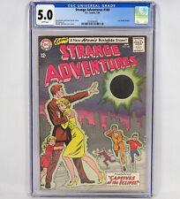 DC Comics Strange Adventures #160 CGC 5.0 W/P Atomic Knights Broome Anderson 64