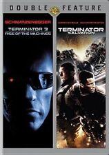 Terminator Collection With Arno Schwarzenegger DVD Region 1 883929210190