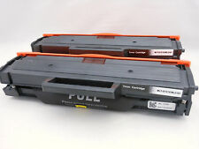 MLT-D101S Toner Cartridge for SamSung ML-2165 ML2160 SCX-3400 SCX3405W 3406 -2PK