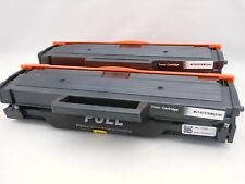 MLT-D101S Toner Cartridge for SamSung ML-2165 ML2160 SCX-3400 SCX3405W 3406 -2PK
