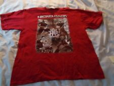 Nickelback Tour 2009  Tee   [    X-large  ]
