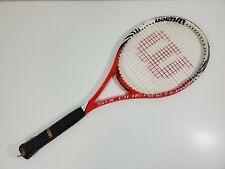 Wilson BLX Six One 95 (ninety five) Amplifeel Tennis Racquet 4 3/8 Grip 11.7 oz