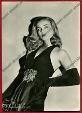 LIZABETH SCOTT 04 ATTRICE ACTRESS ACTRICE CINEMA MOVIE Postcard REAL PHOTO
