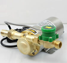 90W 110V Electronic Automatic Home Shower Washing Machine Water Booster Pump