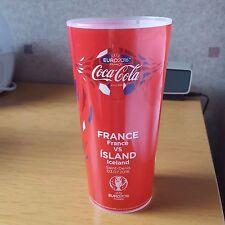 Coca Cola Cup Uefa Euro 2016 #48 FRANCE v ICELAND (ISLAND) Saint Denis 03/07/16