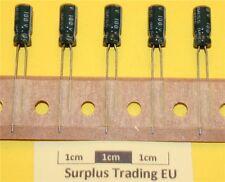Samsung Ss Radial Condensateur Électrolytique 0.47 Μ F 100V 85°C (Paquets de 10)