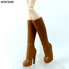 Fashion Doll Shoes for Monster High Doll High-heel Boots For Ever After High 1/6