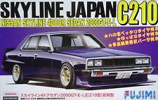 FUJIMI 03864 Nissan Skyline Japan C210 Sedan 2000GT-E-L (ID-170) in 1:24