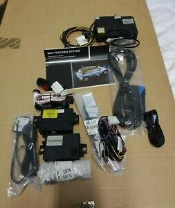99990403759 Impianto allarme antifurto satellitare con GPS -ORIGINALE- MINI R50