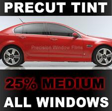 Precut Window Tint for Honda Civic Hatchback 96-00 - Medium 25% Vlt Film