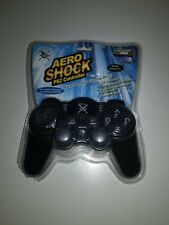 AERO SHOCK - PS2 GAME CONTROLLER - Compatible Dual Shock - NEW