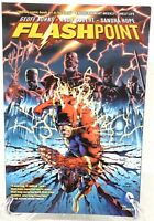 Flashpoint Collects #1-5 Geoff Johns Andy Kubert DC Comics TPB Paperback New