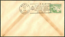 1950 25th ANNIVERSARY PHILLIPPINE DENTAL ASSOCIATION CONVENTION Cover
