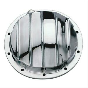 Summit Racing Polished Aluminum Differential Cover GM 8.625 in. 730508
