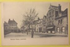 Lichfield Pre - 1914 Printed Collectable Staffordshire Postcards