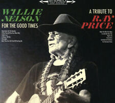 Willie Nelson – For The Good Times: A Tribute To Ray Price (2016)  CD  NEW
