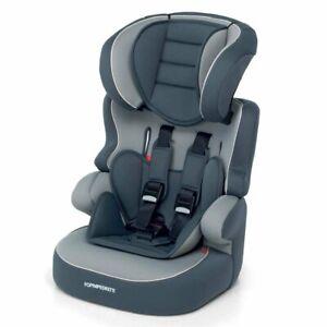 Seggiolino auto per bambini Gruppo 1-2-3 da 9 mesi a 12 anni (9-36 kg), Cintura