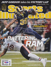 Todd Gurley Signed Sports Illustrated Magazine St. Louis Rams - PSA/DNA COA