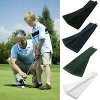 Outdoor Sports Golf Towel Washcloth Soft Cotton Blend Cleaning Towel Quick Dry