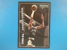 2009-10 Panini NBA Basketball n.364 George Gervin San Antonio Spurs