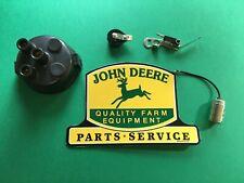 Fits John Deere Tractor M Mt 40 420 430 Delco Distributor Cap Tune Up 1909008