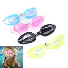 Kids Swimming Goggles Pool Beach Sea Swim Glasses Children Ear Plug Nose Clip EF