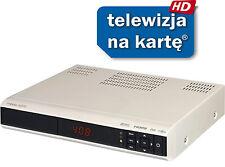 TELEWIZJA NA KARTE TNK HD 1 MIESIAC ZA FREE NC+ CANAL+ CYFROWY POLSAT TOP UP