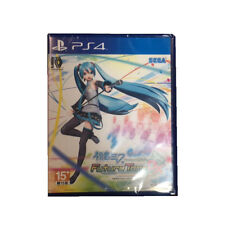 HATSUNE MIKU PROJECT DIVA FUTURE TONE DX Playstation PS4 2017 Chinese Pre-Owned