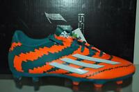 adidas Mens F50 Messi 10.3 FG Soccer Cleats M29570 Turquoise/Bright Green NIB 🔥