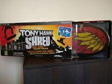 Tony Hawk Shred Sony PlayStation 3 PS3 Skate Board & Game Christmas Present Gift
