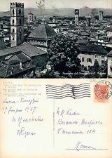 LUCCA - PANORAMA DEL CAMPANILE DI SAN MARTINO  (rif.fg.4556)
