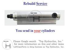 Rebuild Service for your Saab 9-3 1st First Bow Front Cylinder/Ram 12833515