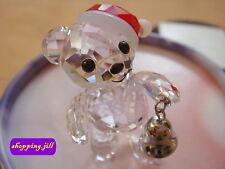 Swarovski OSO KRIS - - 2013 Edición Limitada De Campana De Navidad Santa-Nuevo 5003400