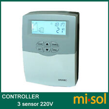 220V controller of solar water heater, for separated pressurized solar hot water