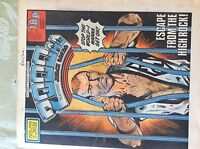 a3 comic complete 2000 ad judge dredd prog 299 january 15th 1983