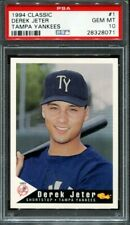 Derek Jeter 1994 Classic Tampa Yankees PSA 10 #1 Rookie RC