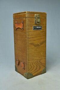 Antique KEUFFEL & ESSER CO 172004 ALIGHNMENT TELESCOPE in ORIGINAL BOX #02568