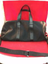 Gorgio Armani Luggage Travel Bag YGM968-YCO22-80207 Black