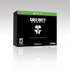 New! Call of Duty: Ghosts [Prestige Edition] (Xbox One, 2013) - Ships Worldwide!