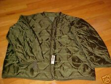 Military Surplus, Army, Cold Weather Coat Liner,XL,New