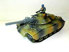 GI JOE CUSTOM 1:18 25th Anniversary Sgt Slaughters Marauders Tank MOBAT w/Driver