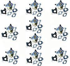 10 Ten Pack Carburetor For Honda GX270 9HP W/ Free Gaskets & Insulators